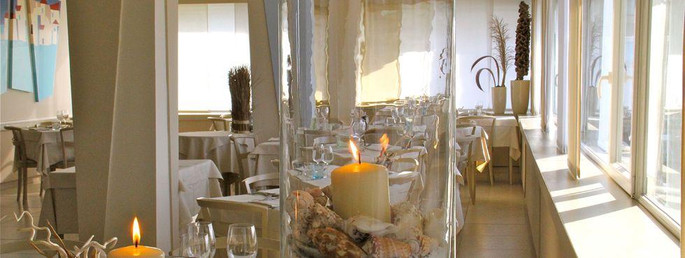 Ristorante At Pino Al Mare Hotel Santa Marinella